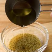 ほんのり桑風味!「桑焼塩ドレッシング」レシピを紹介