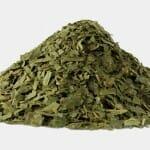 桑茶の茶葉