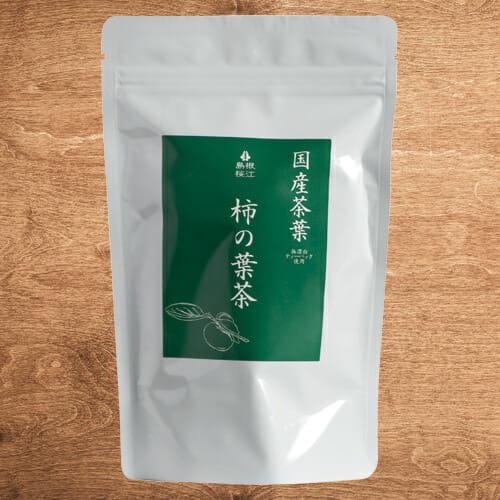 有機 柿の葉茶